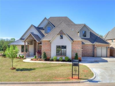 Edmond Single Family Home For Sale: 8300 Ridge Creek Road