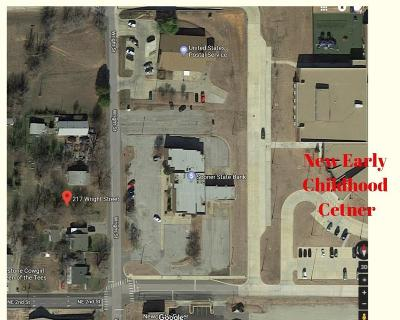 McClain County Residential Lots & Land For Sale: 217 N Wright Street