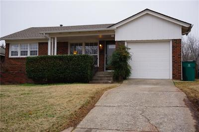 Oklahoma City Single Family Home For Sale: 428 NW 46th Terrace