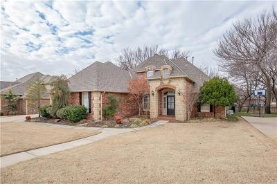 Edmond Single Family Home For Sale: 4401 Native Dancer Drive