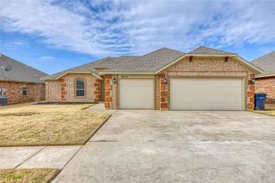 Oklahoma City Single Family Home For Sale: 9113 Misty Lane
