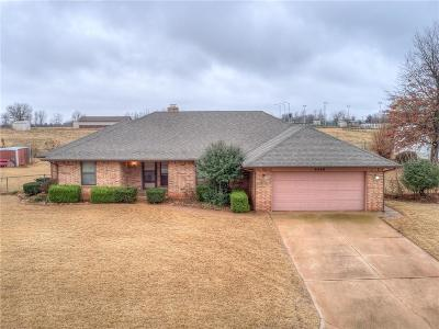 Oklahoma City Single Family Home For Sale: 8900 SW 80th Street