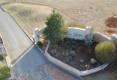 Blanchard Residential Lots & Land For Sale: 3305 Pintail Circle