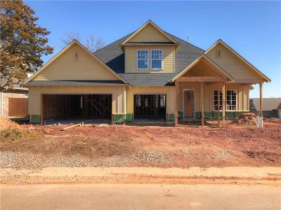 Edmond Single Family Home For Sale: 4808 Deerfield Drive