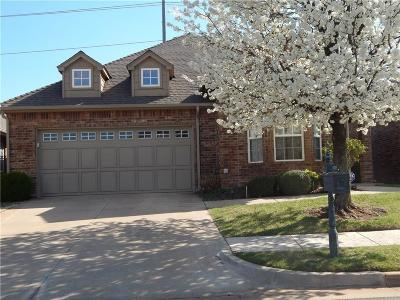 Edmond Single Family Home For Sale: 1824 NW 157th Street