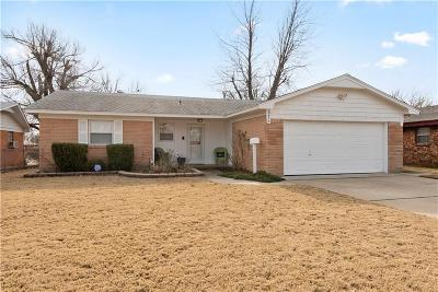 Oklahoma City Single Family Home For Sale: 2216 SW 78th Street