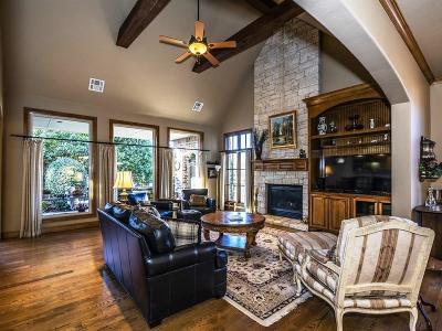 Lincoln County, Oklahoma County Single Family Home For Sale: 905 Villas Creek Drive