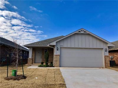 Edmond Single Family Home For Sale: 19713 Taggert Drive