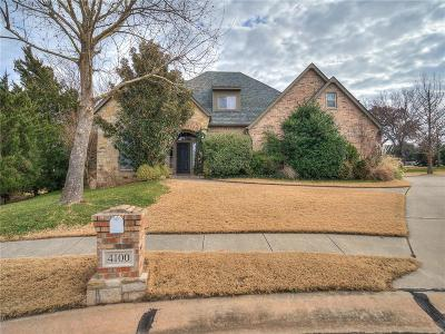 Edmond Single Family Home For Sale: 4100 Ruffin Circle