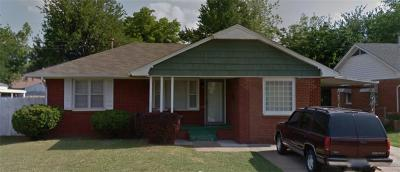 Oklahoma City Single Family Home For Sale: 4620 NW 16th Street