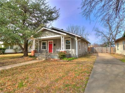 Norman Single Family Home For Sale: 315 E Tonhawa