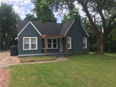 Oklahoma City Single Family Home For Sale: 1908 28th