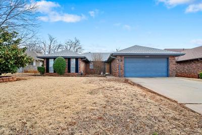 Oklahoma City Single Family Home For Sale: 6620 Laurel Road
