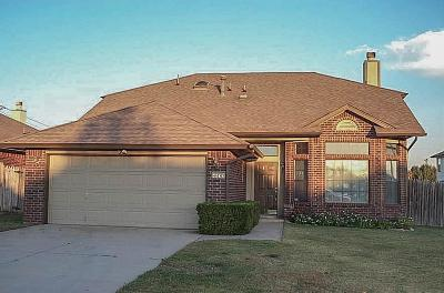 Moore Rental For Rent: 3504 Quail Run Drive