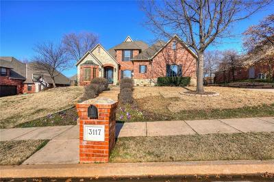 Edmond Single Family Home For Sale: 3117 Beacon Hill Street