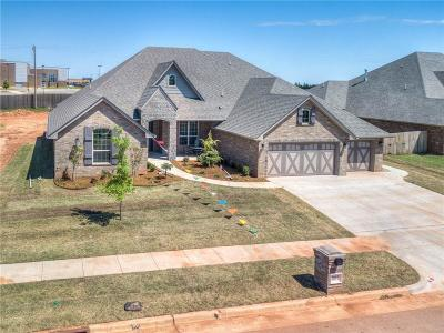 Edmond Single Family Home For Sale: 2001 NW 199th Street