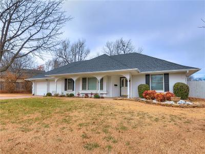 Oklahoma City Single Family Home For Sale: 3517 NW 69th Street