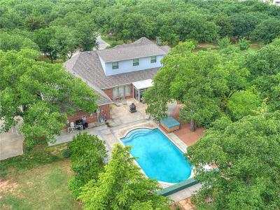 Blanchard OK Single Family Home For Sale: $1,500,000