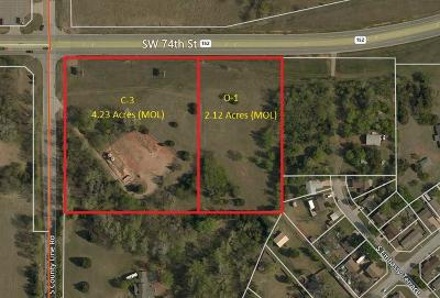 Oklahoma City Residential Lots & Land For Sale: 8800 SW 74th Street