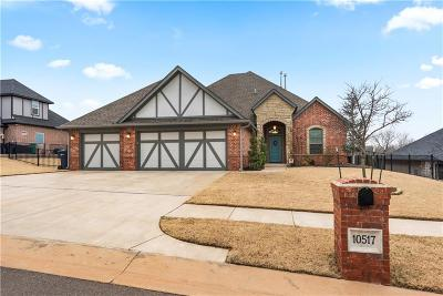 Oklahoma City Single Family Home For Sale: 10517 Concord Dr
