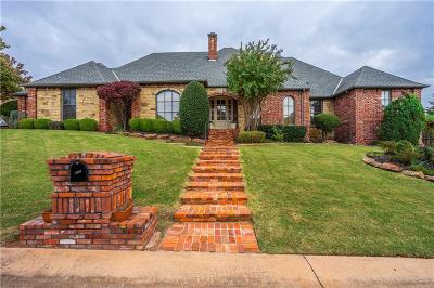 Edmond Single Family Home For Sale: 800 Shadow Wood Dr