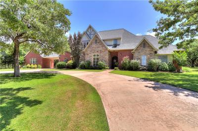 Edmond Single Family Home For Sale: 3900 Four Winns Strait