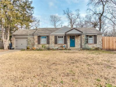 Oklahoma City Single Family Home For Sale: 2450 NW 37th Place