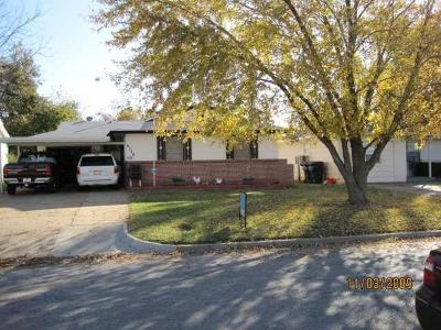 Oklahoma City OK Single Family Home For Sale: $24,900