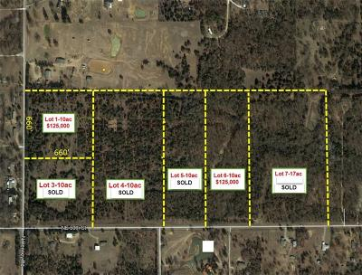 Residential Lots & Land For Sale: 5100 N Henney #lots 1,2