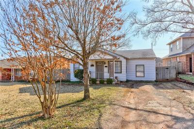 Edmond Single Family Home For Sale: 1206 E Hurd Street