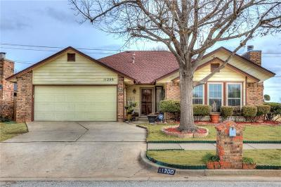 Oklahoma City Single Family Home For Sale: 11200 Cimarron Drive