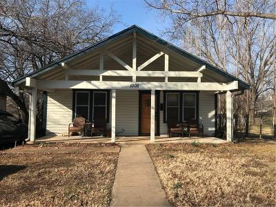 Shawnee Single Family Home For Sale: 1008 N Hobson