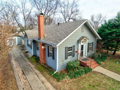 Norman Single Family Home For Sale: 517 S Lahoma Avenue