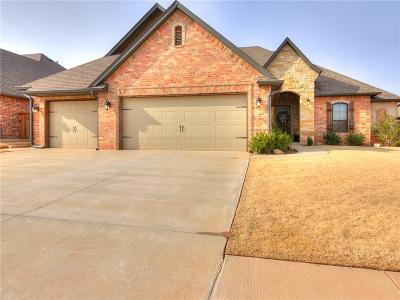 Oklahoma City Single Family Home For Sale: 4005 Cedar Pass Drive