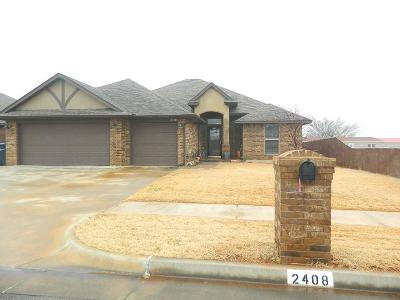 Moore Rental For Rent: 2408 SE 92nd Terrace