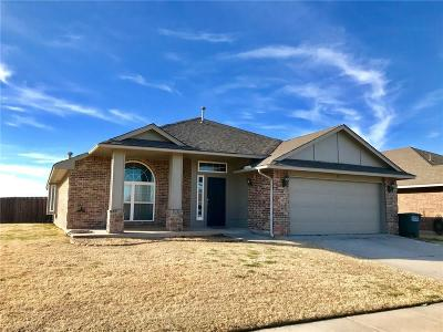 Edmond Single Family Home For Sale: 21205 River Lark Lane