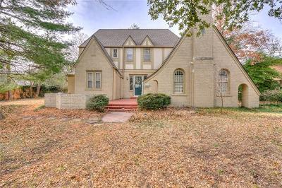 Norman Single Family Home For Sale: 748 College Avenue