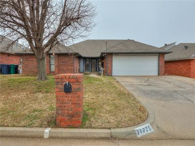 Canadian County Single Family Home For Sale: 11725 SW 3rd Street