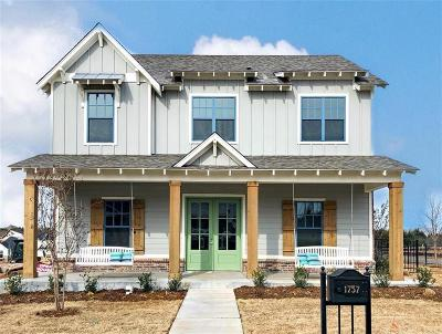 Canadian County, Oklahoma County Single Family Home For Sale: 1757 Boathouse Road