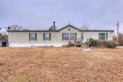 Jones Single Family Home For Sale: 9501 N Luther Road