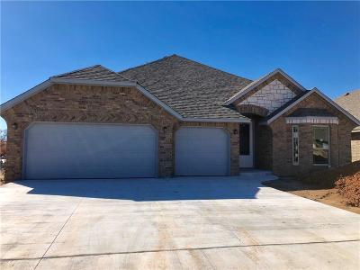 Norman Single Family Home For Sale: 1222 Stone Creek Drive