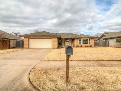Oklahoma City Single Family Home For Sale: 1431 Pickford Lane