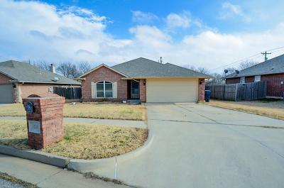 Oklahoma City Single Family Home For Sale: 8124 Prairie Ridge Road