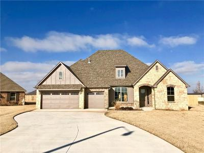 Tuttle Single Family Home For Sale: 1456 Antler Rdg
