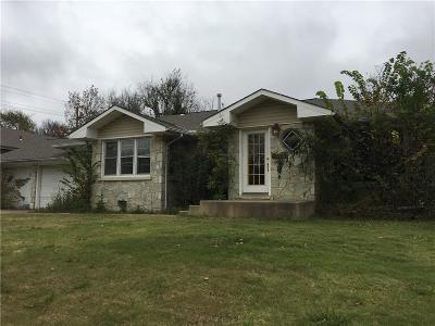 Shawnee Single Family Home For Sale: 1413 N Union