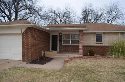 Bethany Single Family Home For Sale: 6605 NW 29th Terrace
