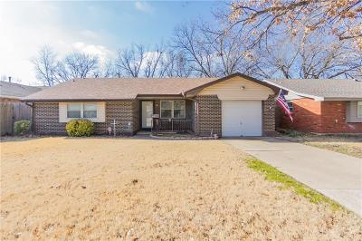 Oklahoma City Single Family Home For Sale: 2621 N Redmond