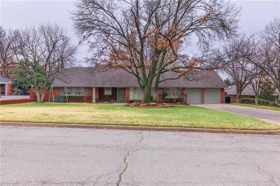 Oklahoma City Single Family Home For Sale: 2508 Clermont Place
