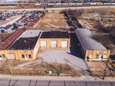 Oklahoma City Residential Lots & Land For Sale: 1320 S Robinson Avenue