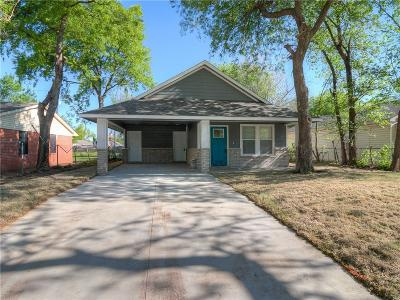 Oklahoma City Single Family Home For Sale: 329 SE 22nd Street